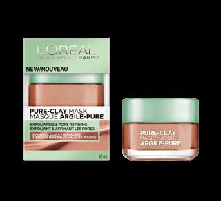 Masque nettoyant argile-pure, 50 ml