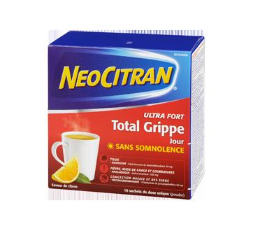 Image 3 du produit Neocitran - Neocitran Total Grippe ultra fort formule jour, 10 unités, citron