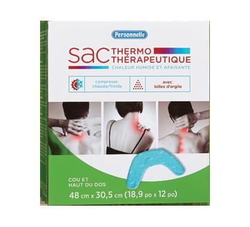 Image du produit Personnelle - Sac thermothérapeutique pour le cou et le haut du dos, 1 unité