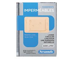 Image du produit Personnelle - Pansements imperméables, 12 unités