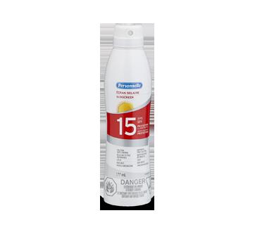 Écran solaire FPS 15 vaporisateur, 177 ml, Parfum frais