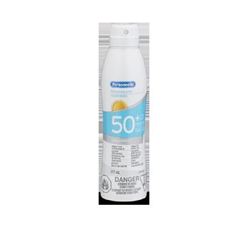 Écran solaire FPS 50+ vaporisateur, 177 ml, Parfum frais