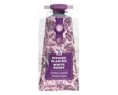 Image du produit PJC - Crème à mains, 50 ml, pivoine blanche