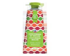 Image du produit PJC - Crème à mains, 50 ml, concombre et melon