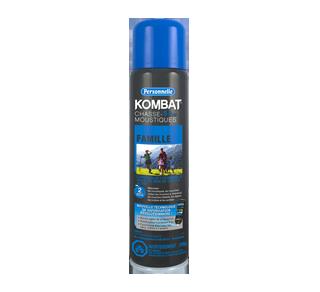 Kombat chasse-moustiques Famille, 200 g, 5% Deet