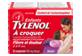Vignette du produit Tylenol - Tylenol à croquer pour enfants, 20 unités, raisin