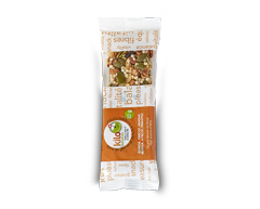 Image du produit Kilo Solution - Barre de grains et de fruits, 32 g, quinoa, abricot, ananas