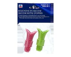 Image du produit PJC - Bouchons en silicone, 2 unités