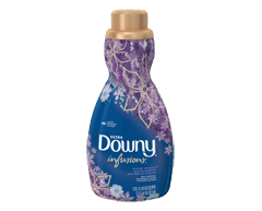 Image du produit Downy - Ultra Infusions adoucissant textile liquide, 1,23 L, Lavande paisible