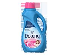 Image du produit Downy - Ultra adoucissant textile liquide, 1,53 L, Fraîcheur d'avril