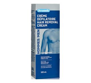 Crème dépilatoire pour hommes, 120 ml