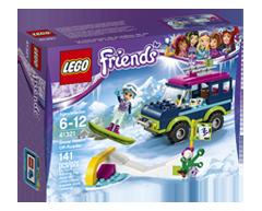 Image du produit Lego - Lego Friends tout-terrain de la station de ski, 1 unité