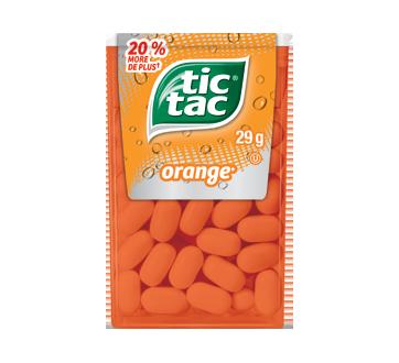 Tic Tac, 29 g, orange