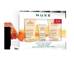 Image du produit Nuxe - Rêve de Miel coffret crème à mains et ongles, 3 unités