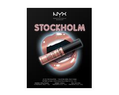 Image du produit NYX Professional Makeup - Ensemble Envie de voyager, 1 unité, Stockholm