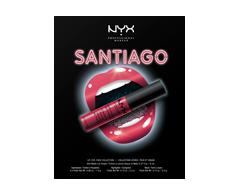 Image du produit NYX Professional Makeup - Ensemble Envie de voyager, 1 unité, Santiago