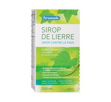 Image du produit Personnelle - Sirop de lierre, 200 ml