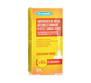 Image du produit Personnelle - Vaporisateur nasal décongestionnant à effet longue durée