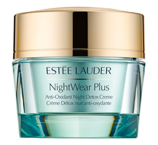 NightWear Plus crème détox nuit anti-oxydante, 50 ml