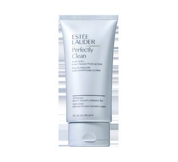 Perfectly Clean mousse nettoyante multi-action/masque purifiant, 150 ml, peaux normales à mixtes