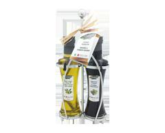 Image du produit Medaglio - Ensemble à trempette gourmet huile et vinaigre, 3 unités