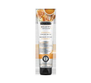 Masque crème hydratant, 118 ml, miel de manuka et collagène