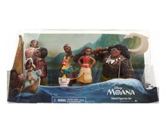 Image du produit Disney - Moana ensemble de figurines, 5 unités