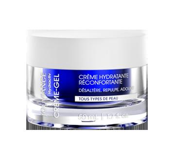 Hydractiv Crème-Gel crème hydratante réconfortante, 50 ml