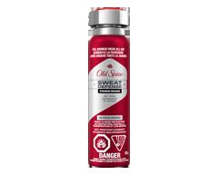 Image du produit Old Spice - Antisudorifique et désodorisant invisible en vaporisateur pour hommes, 132 ml, Swagger