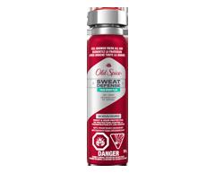 Image du produit Old Spice - Antisudorifique et désodorisant invisible en vaporisateur pour hommes, 132 ml, Pure sport
