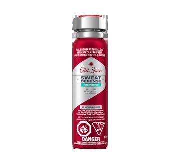 Antisudorifique et désodorisant en aérosol anti-sueur pour hommes, 107 g, Pure Sport