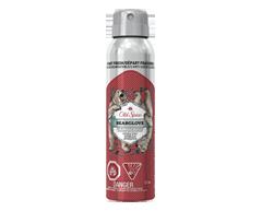 Image du produit Old Spice - Antisudorifique et désodorisant invisible en vaporisateur pour hommes, 132 ml, Bearglove