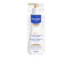 Image du produit Mustela - Gel lavant nourrissant au cold cream, 300 ml, peaux sèches