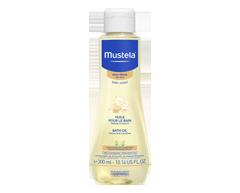 Image du produit Mustela - Huile de bain pour bébé, 300 ml