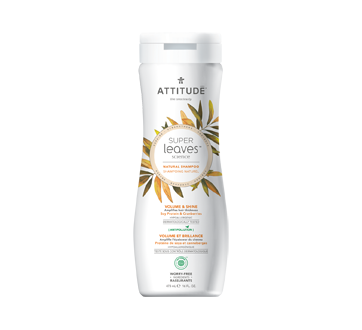 Image du produit Attitude - Super Leaves shampoing naturel volume et brillance, 473 ml