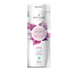 Super Leaves gel douche naturel apaisant, 473 ml