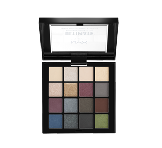 Palette d'ombres à paupières Ultimate, 13,28 g, Smokey & Highlights