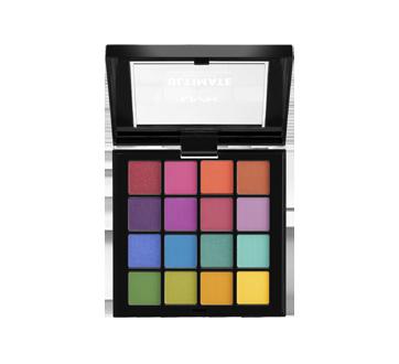 Image 2 du produit NYX Professional Makeup - Palette d'ombres à paupières Ultimate, 1 unité