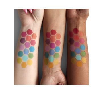 Image 5 du produit NYX Professional Makeup - Palette d'ombres à paupières Ultimate, 1 unité