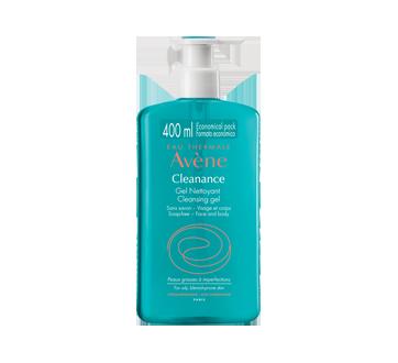 Cleanance gel nettoyant sans savon, 400 ml