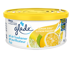 Image du produit Glade - Gel purificateur d'air, 70 g, citron piquant