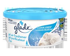 Image du produit Glade - Gel purificateur d'air, 70 g, lessive fraîche