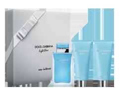 Image du produit Dolce & Gabbana - Light Blue Coffret, 3 unités