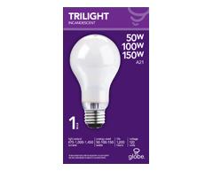 Image du produit Globe Electric - Globe ampoule incandescente à 3 intensités, 1 unité