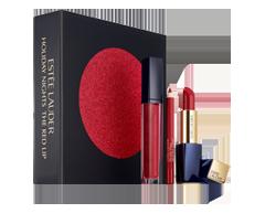 Image du produit Estée Lauder - Nuit de Fêtes The Red Lip coffret, 3 unités