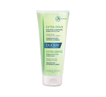Soin après shampooing dermo-protecteur extra-doux, 200 ml