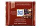 Vignette du produit Ritter Sport - Chocolat au lait avec raisins secs et noisettes, 100 g