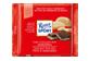 Vignette du produit Ritter Sport - Chocolat noir avec pâte d'amandes, 100 g