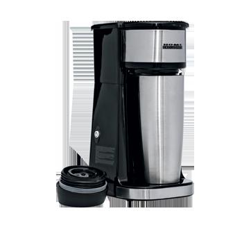 Image 2 du produit Home Exclusives - Cafetière avec tasse de voyage, 1 unité