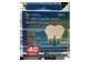 Vignette du produit CM - Ampoules blanc doux longue durée 40W, 2 unités